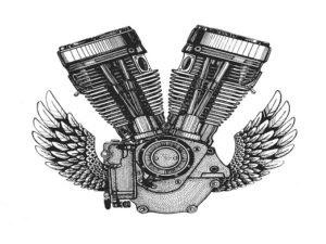 Мото-Двигатели